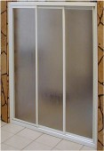 一字型有框淋浴拉門-PS板
